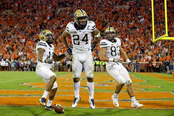 University of Pittsburgh running back and cancer survivor joined Jim Rome on his radio program and talked 2016.