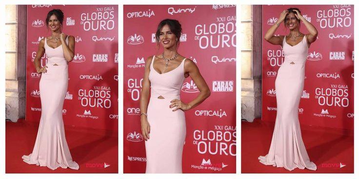 Fotos: Veja a passadeira vermelha dos Globos de Ouro - MoveNotícias