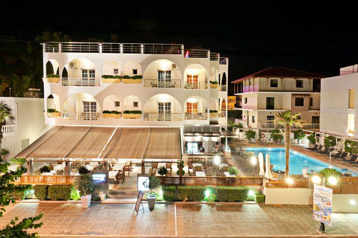 Kronos Hotel  panorama view