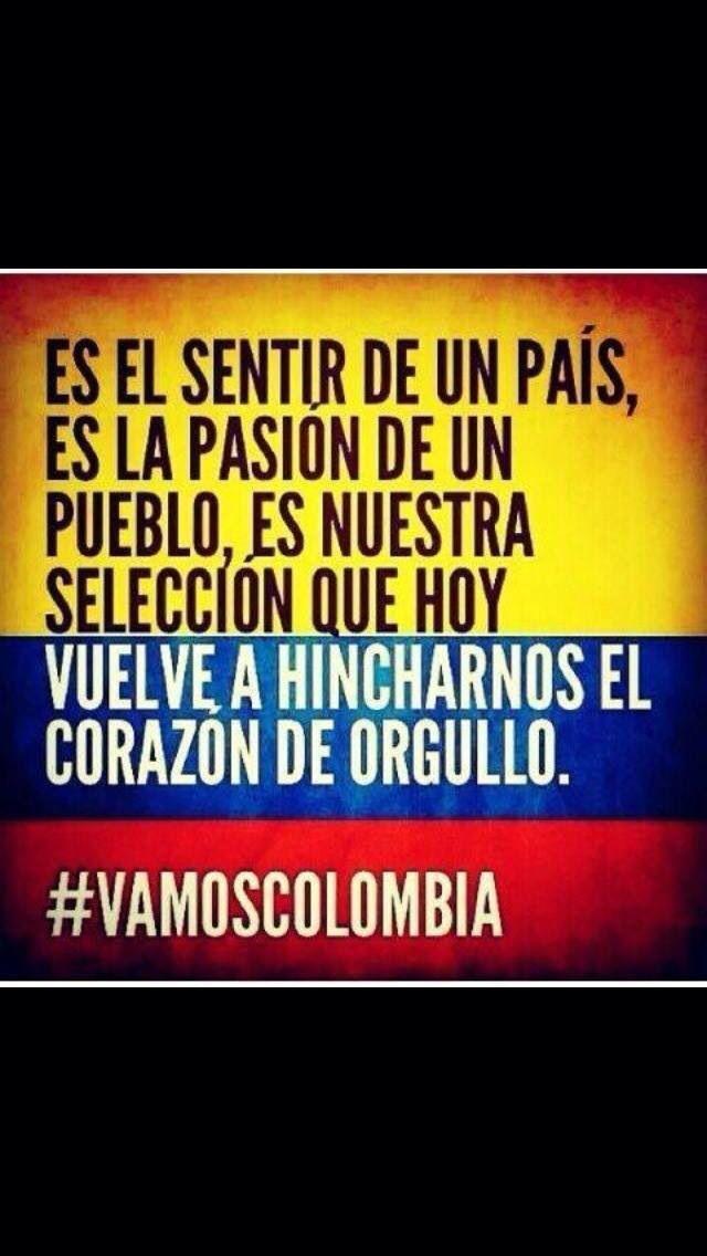 Mi selección Colombia #mundial 2014