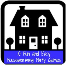 Play. Party. Pin.: Housewarming Party Games