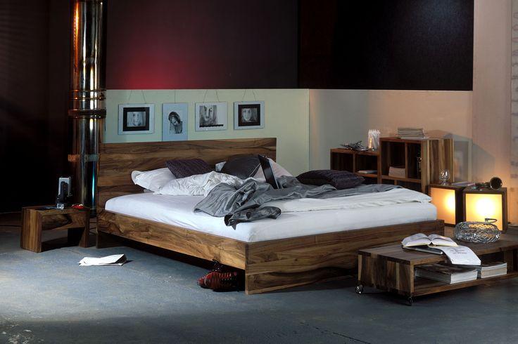 nowoczesne meble z litego drewna, łóżka i stoły drewniane