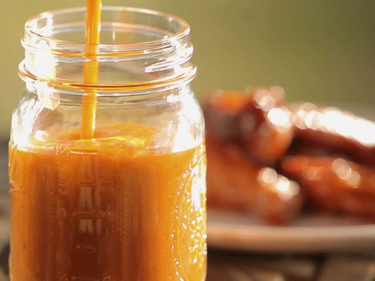 Dirty Steve's Carolina Gold Wing Sauce recipe from Home Made in America with Sunny Anderson via Food Network