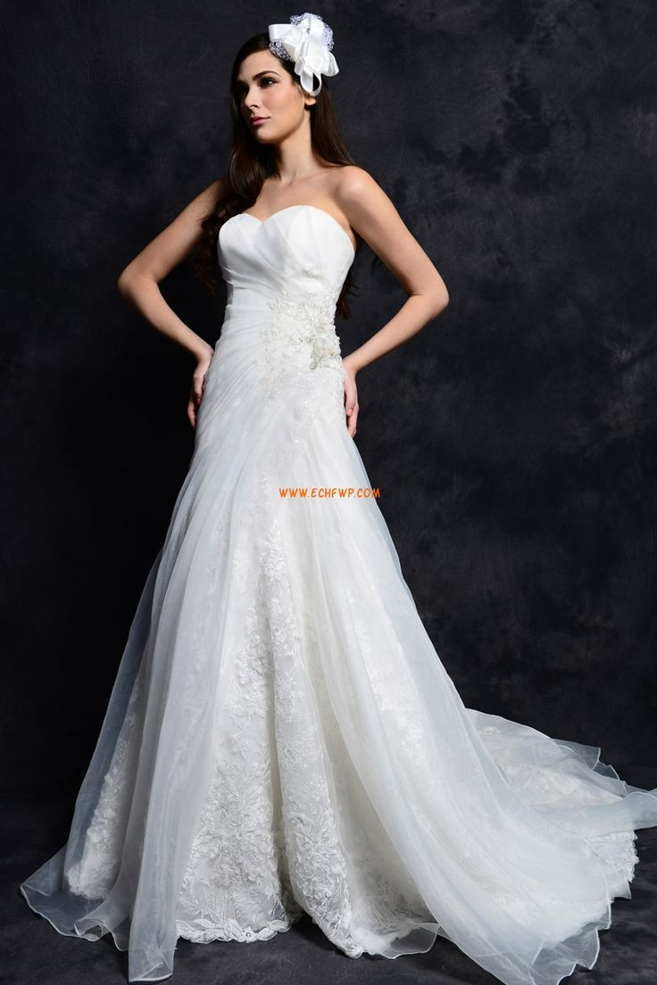 Glamorous & Dramatic Spring Sleeveless Wedding Dresses 2014