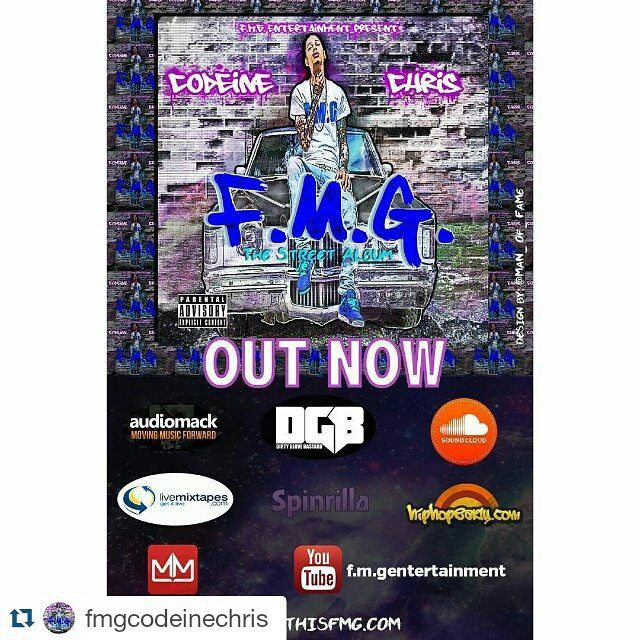 #Repost @fmgcodeinechris with @repostapp  Out now on all these sites pick your poison!! Download now!!!! #fmg #livemixtapes #spinrilla #audiomack #soundcloud #mymixtapez #hiphopearly #dirtyglovebastards _______________________ #NYC  #NEWYORK  #ATL  #FLORIDA  #MIAMI  #HAWAII  #CALI  #CALIFORNIA  #TALNTS  #JACKSONVILLE  #DMV  #ATLHOE  #LASVEGAS  #LA  #DJ #DJS  #EASTCOASTIN #WESTCOASTIN #MIDWEST  #WORLDWIDE by yfc251