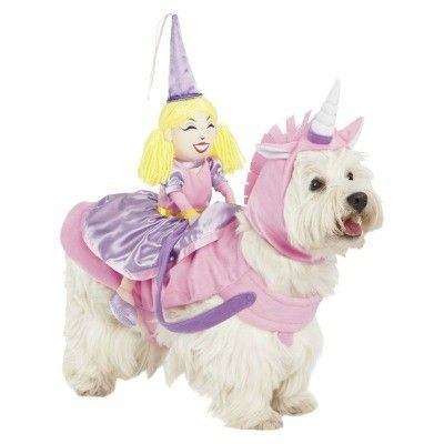 Princess Unicorn Pet Costume