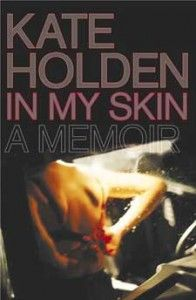 """I was lucky enough to interview author Kate Holden having read her memoir """"In My Skin"""""""