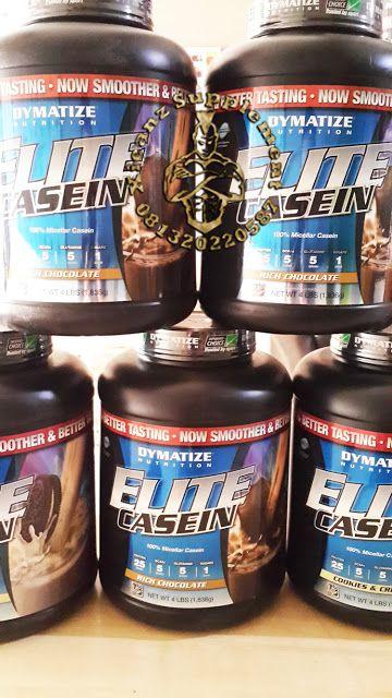 Xieanz Supplement: Dymatise Nutrition Elite Casein Xieanz Suplement F...