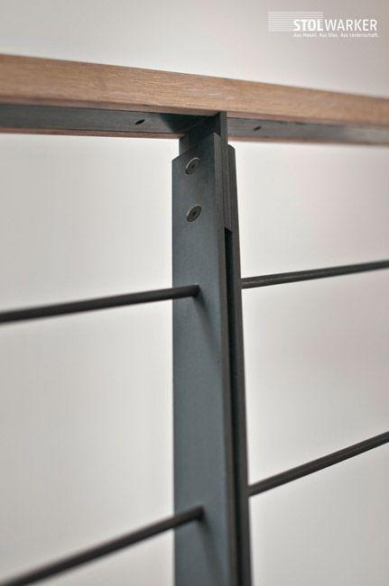 Treppen, Geländer & Handläufe   – Hausbau