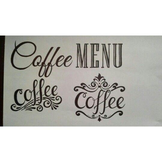#design #coffeeshop #coffee #lettering #drawing #vintage