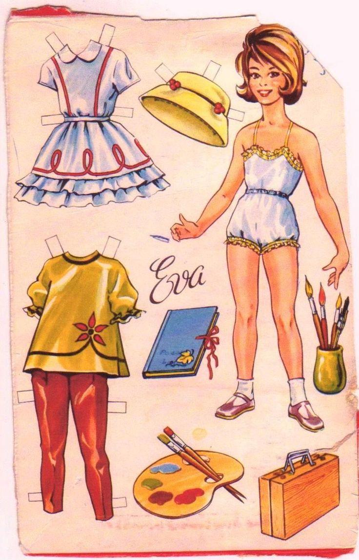 Danish OTA Dolls, 1950s