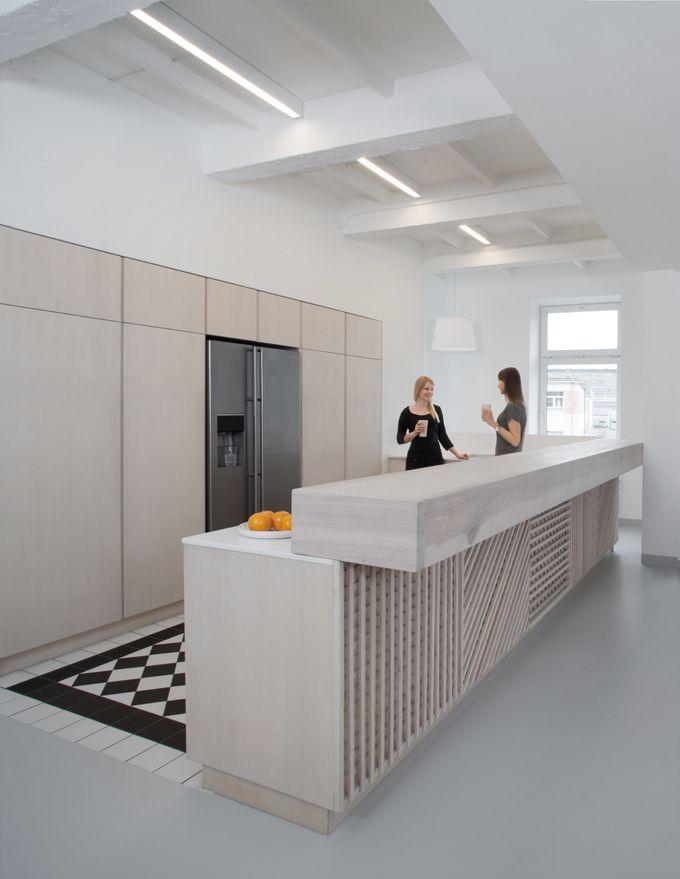 Head Office, Krakow, Poland, By Morpho Studio Nice Design