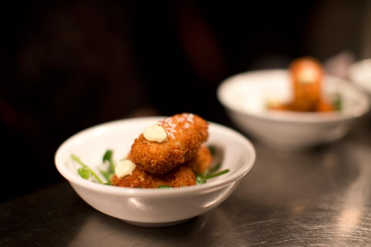 Smoked Eel Croquettes