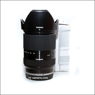 tamron 18-200mm F3.5-6.3 for sony E by hicamera
