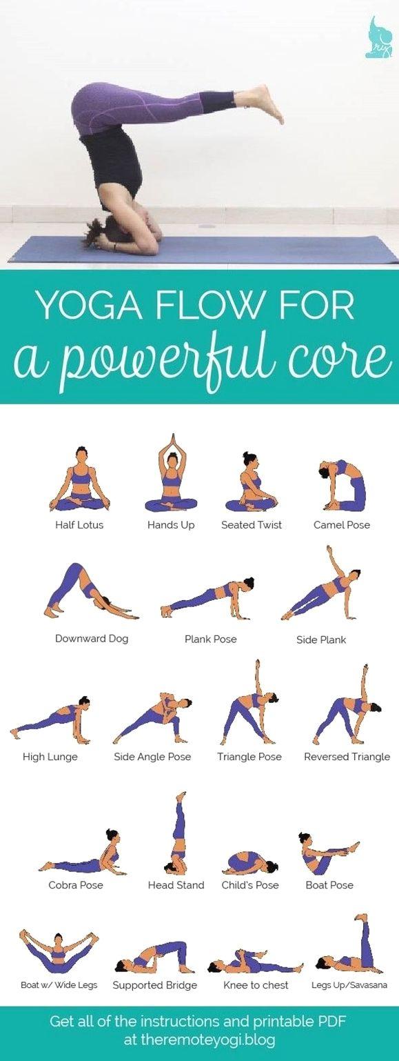 Power Yoga Yoga Easy Yoga Workouts Yoga Flow Yoga Benefits