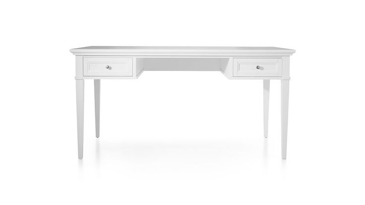 Best 25 White Desk With Drawers Ideas On Pinterest