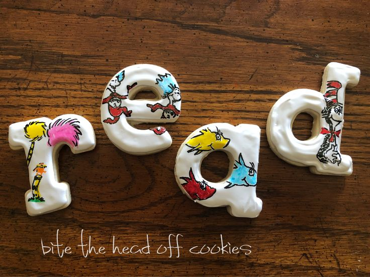how to make dr seuss cookies
