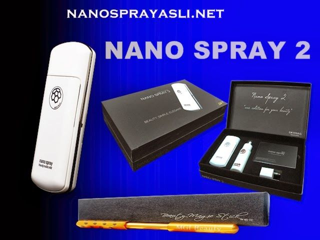Keunggulan Nano Spray 2,merawat wajah,nano spray mci, mgi nano spray, manfaat nano spray, khasiat nano spray, apakah nano spray bermanfaat, ...