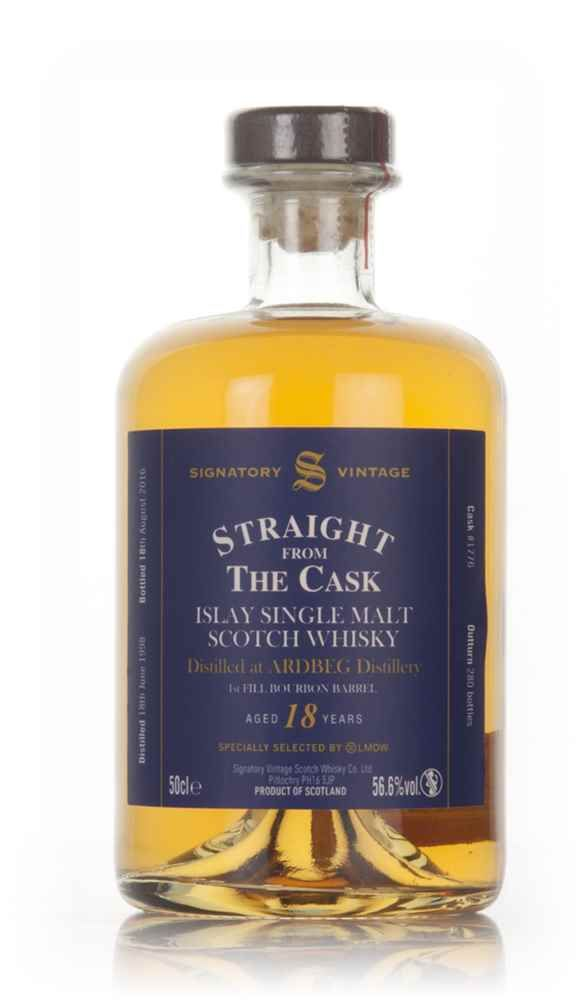 Ardbeg 18 Year Old 1998 (cask 1776) - Straight From The Cask (La Maison du Whisky 60th Anniversary) - Master of Malt