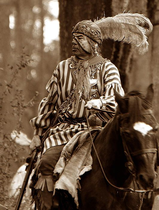 Florida Seminole Indian. Photo by David Lee Thompson