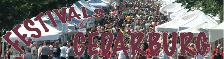 Visit Cedarburg Wisconsin's Wine and Harvest Festival sep 21 and 22