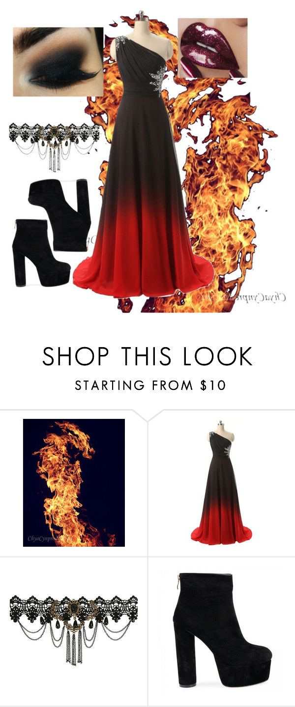 """Hades Wife"" by the-mysterious-miss-f ❤ liked on Polyvore"