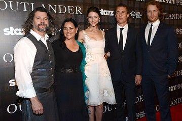 Producer Says New Starz Series 'Outlander' Not Easy to Shoot - Speakeasy - WSJ
