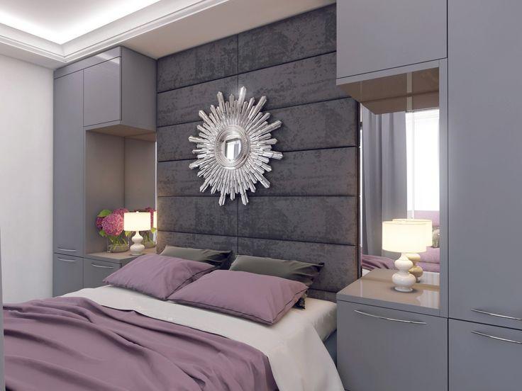 Как обустроить студию с изолированной спальней для девушки: проект в Москве | Свежие идеи дизайна интерьеров, декора, архитектуры на InMyRoom.ru
