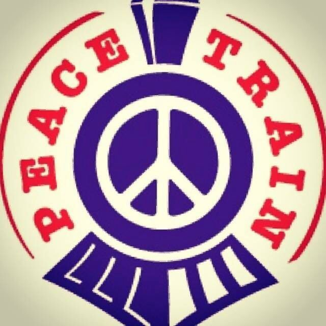 Get on the peace train...