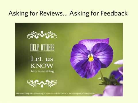 For Assisted Living, In-Home Care, & Other Senior Service Providers -- From Spooked to Savvy: How to Get Past Your Jitters About Online Reviews http://providerblog.caring.com/senior-services-marketing-reviews