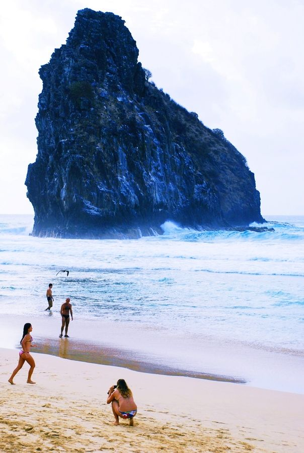 Holiday in Fernando de Noronha  #Brazil |  Photo By -   Lucas Joseph