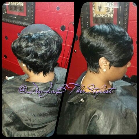 27-piece quick weave by DeeJa B (678) 750-3882