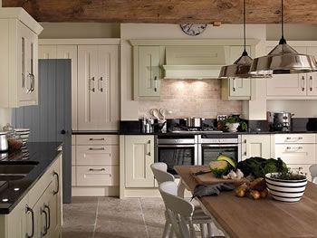 Shaker Kitchens (L-Shaped) & Kitchen Units At Trade Prices - DIY Kitchens