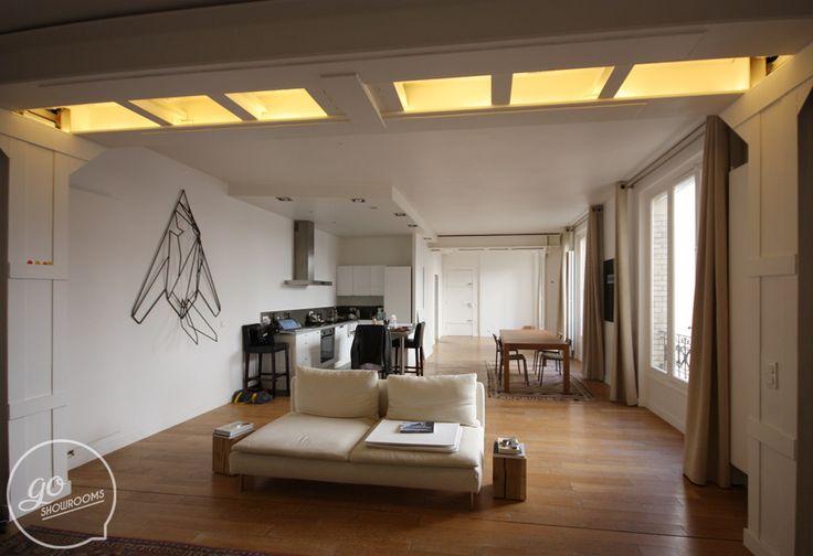 15 best images about location appartement evenement paris for Appartement loft paris