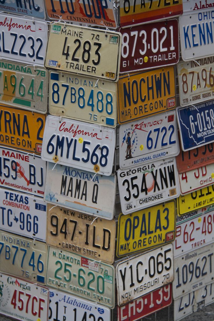 License Plate Lookup | License Plate Search