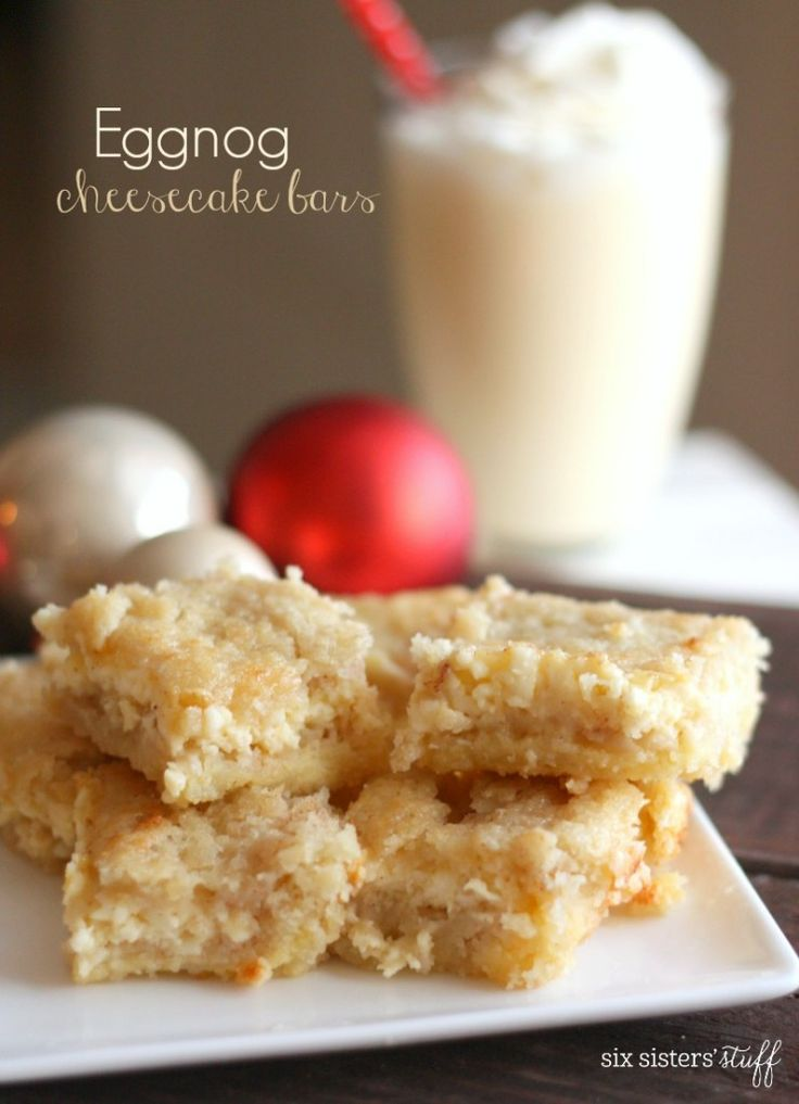 25+ best ideas about Eggnog Cheesecake on Pinterest ...