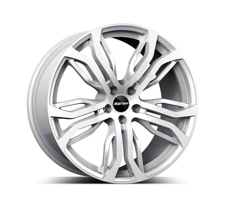 Dynamik Silver Alloy wheel / Cerchio in lega Dynamik Silver Side