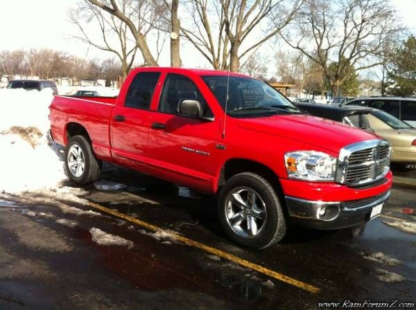 2014 ram 2500 power wagon red color - Dodge Ram 2500 2014 Red