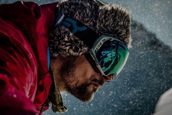 Lunettes de ski haute précision de Oakley