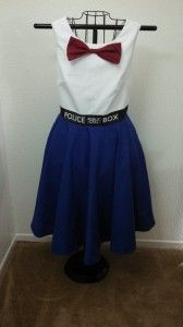 Tardis Dress From Jinx