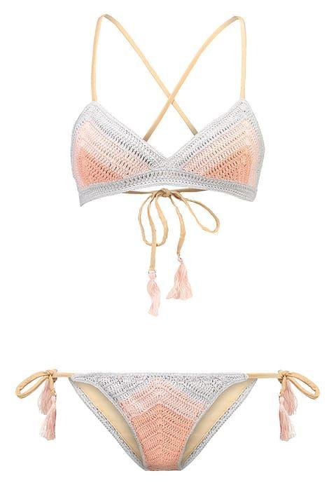 Suboo CHEVRON - Bikini - dove für 169,95 € (19.06.17) versandkostenfrei bei Zalando bestellen.
