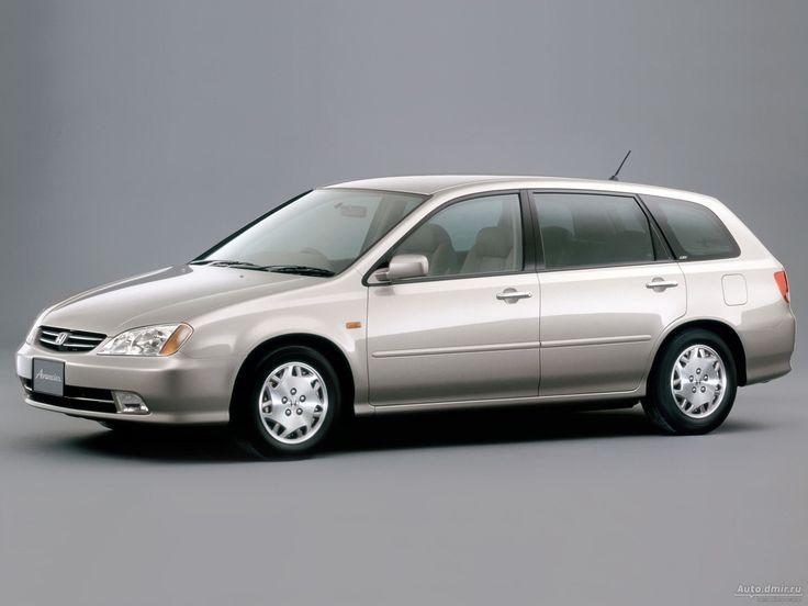 Honda Avancier – pictures, information and specs - Auto-Database.com