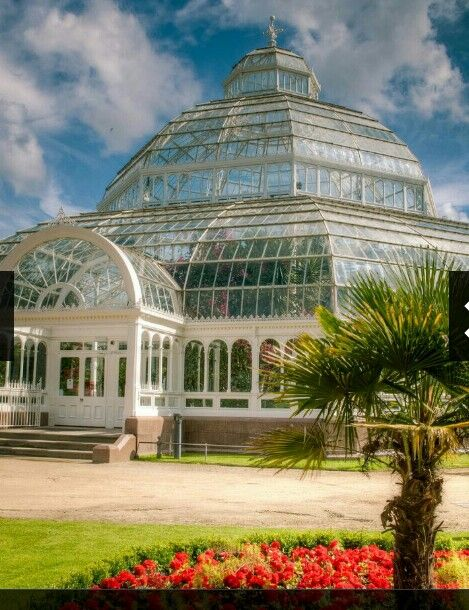 Palm House Sefton Park