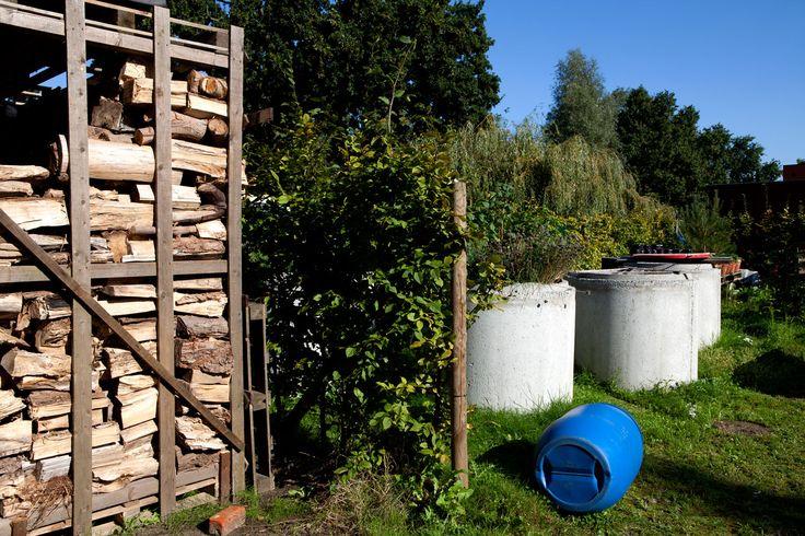 Landelijke tuin – Gentbrugge – HOF tuinarchitecten  betonelementen
