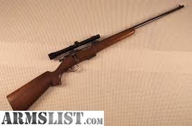Want To Buy:  Looking for a bolt action 22 hornet.