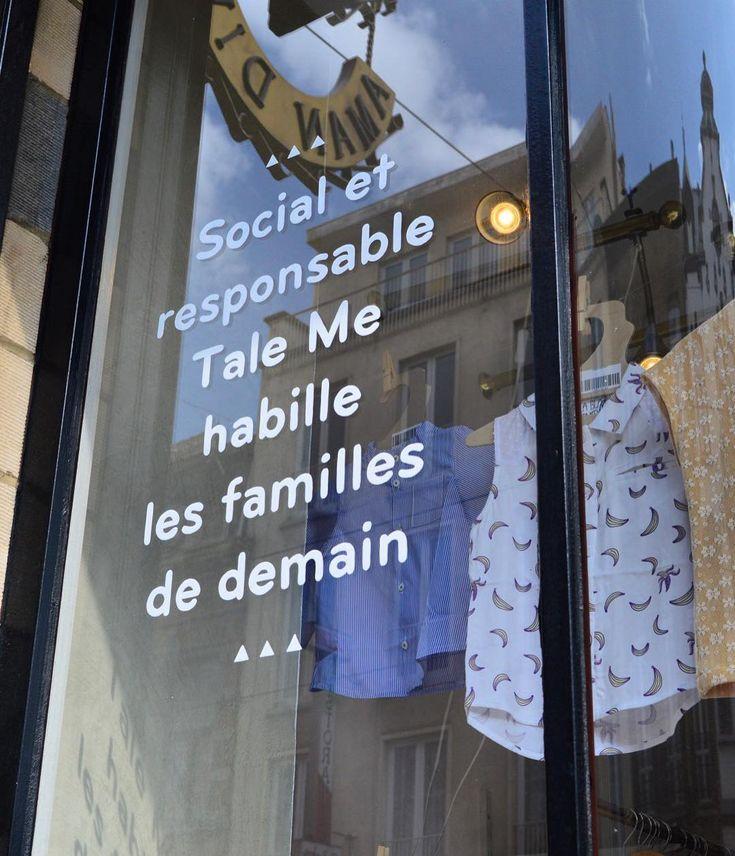 Tale me ? Une bibliothèque en ligne de vêtements éthiques et écolos !