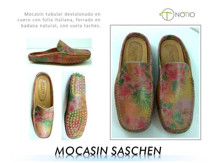 Notio Calzado - Mocasín Saschen
