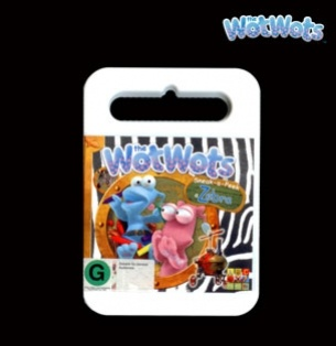 WotWots DVD Zebra available to buy from Weta NZ