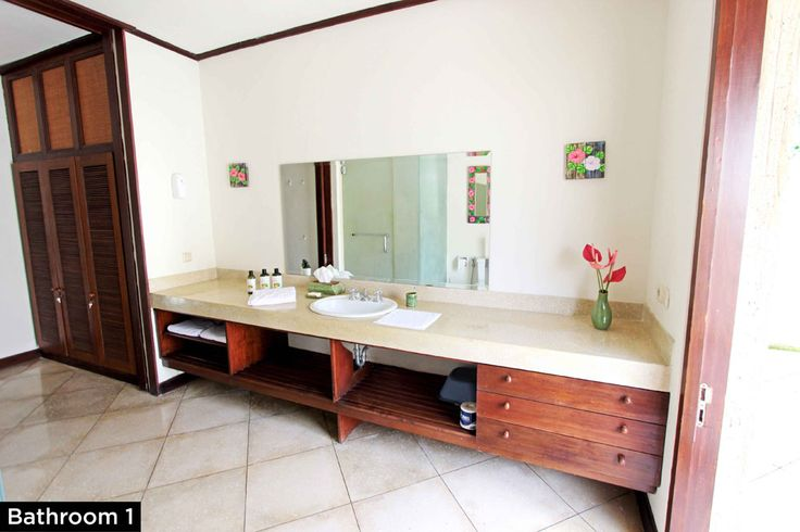 Bathroom 1 • PRIVATE POOL VILLA ON SANUR, BALI • FOR SALE • 800m2 land area • 2 Bedroom villa with private pool • Gated estate with expatriate villas • 24 hours security • 500 metres from bypass Sanur • 25 years leasehold • For Enquiries: (+62) 0819 9941 1123 • Email: info@villakambojasanur.com