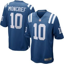 Donte Moncrief Indianapolis Colts Nike Game Jersey - Royal Blue